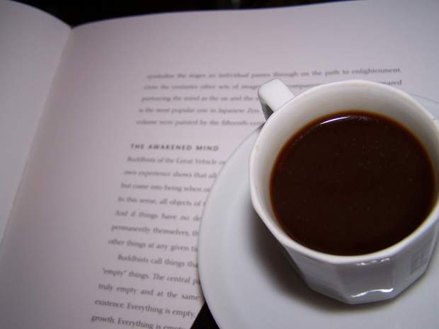 Coffee-on-Book