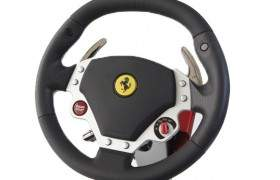 Thrustmaster Ferrari Wireles GT Cockpit 430 Scuderia Edition