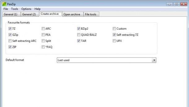 Usporedba najboljih arhivera   PC CHIP
