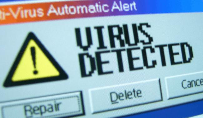 vírus és racunalu