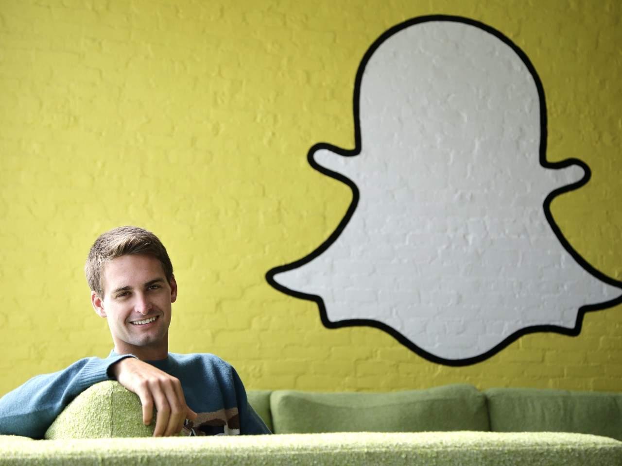 snapchat logo vlasnik