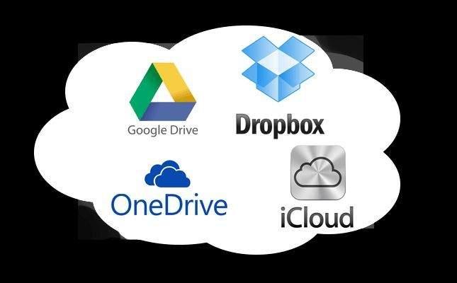 Dropbox, GDrive, MEGA, OneDrive