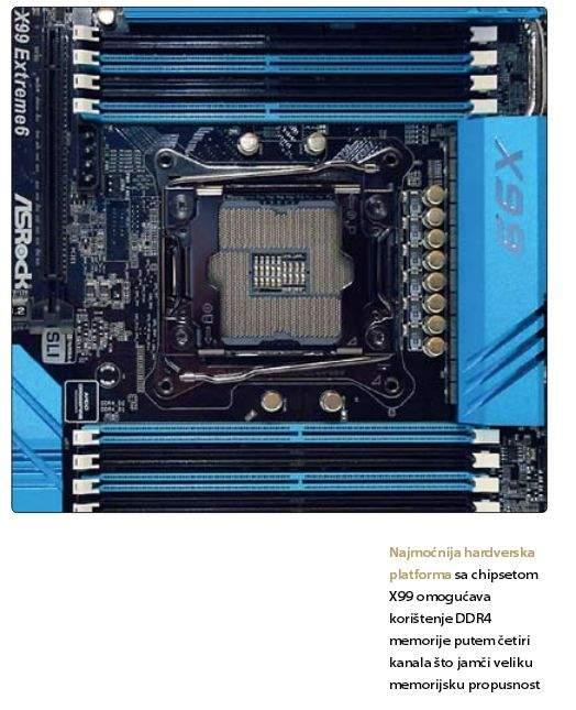 matična ploča x99 chipset