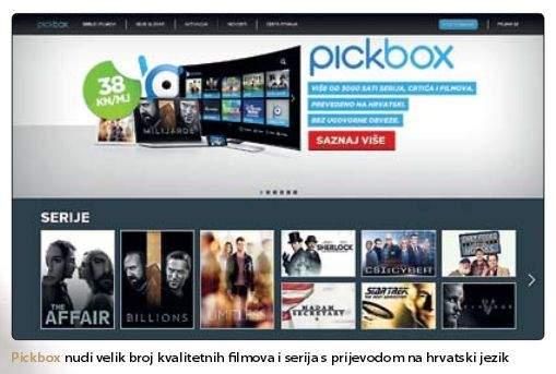 pickbox online tv recenzija