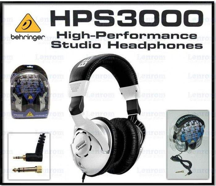 Behringer HPS-3000