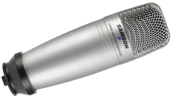 mikrofon samson C01U