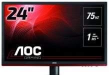 monitor AOC G2460VQ6