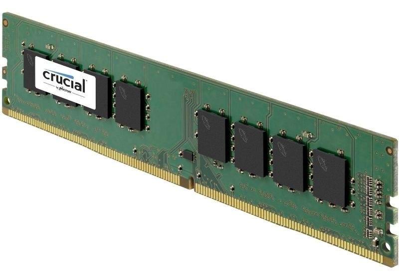 Crucial 4GB DDR4 2133 MHz