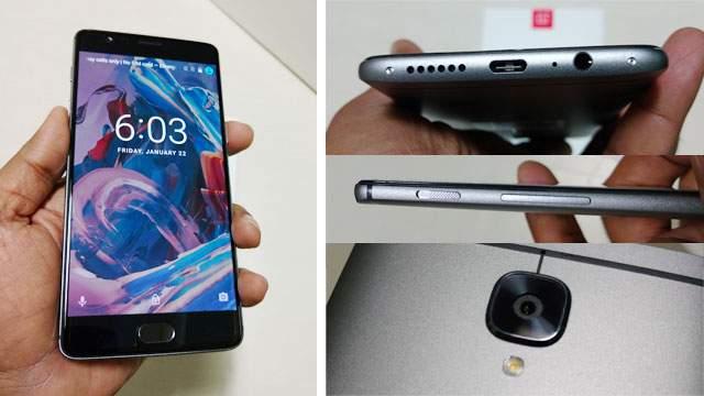 OnePlus 3 perforamnse