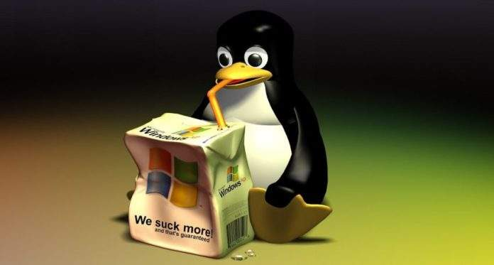 linux škola