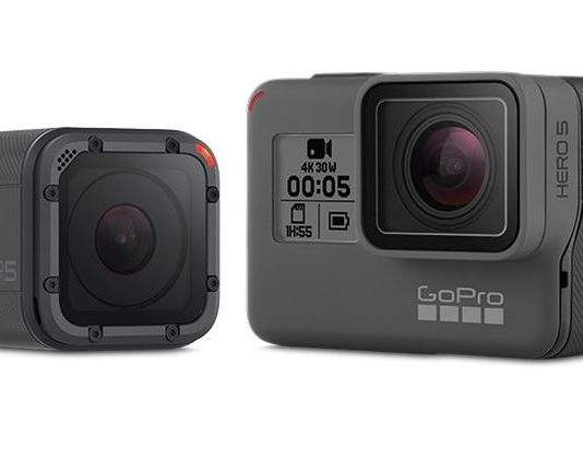 GoPro Hero 5 Black i GoPro Hero 5 Session