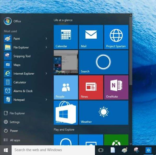 windows-10-programska-traka