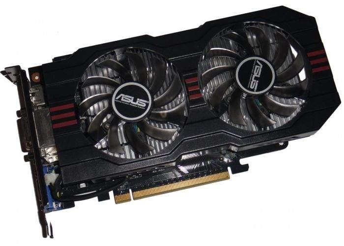 grafička kartica ASUS GTX 750 Ti