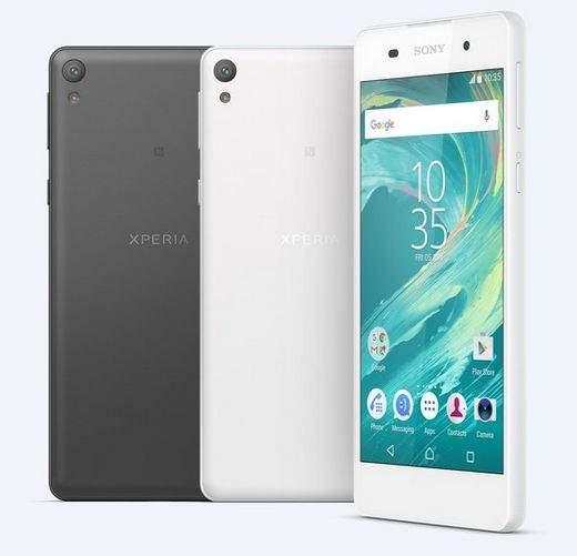 usporedba mobitela Sony Xperia E5