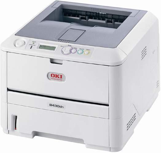 najbolji printeri oki-b432dn