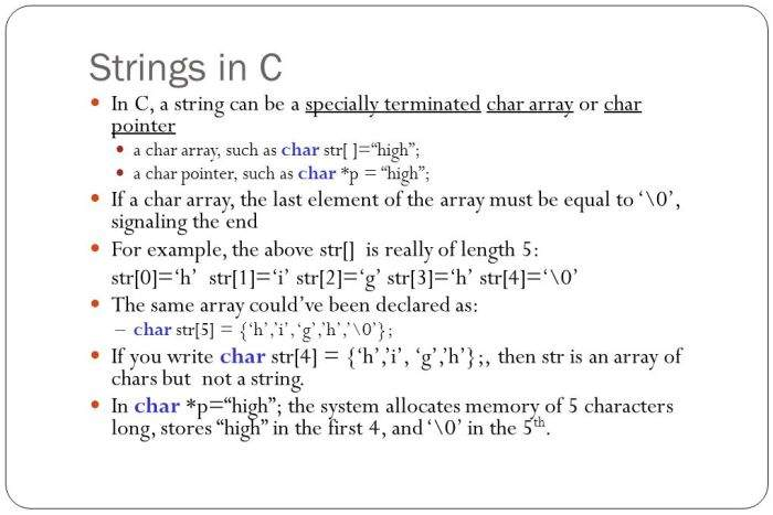 how to get size of array in c