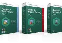 kasperski antivirus 2017