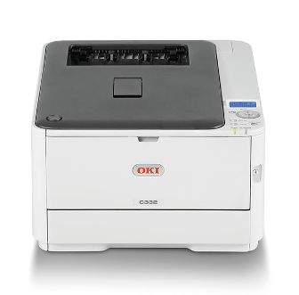 laserski printer oki C332dn