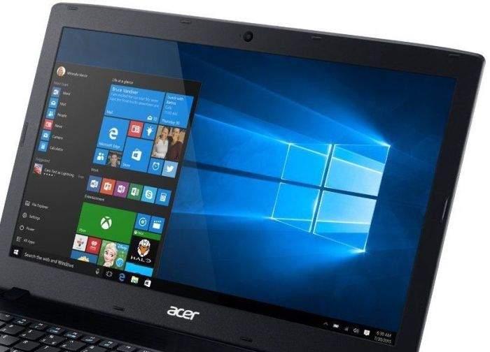 Acer Aspire E5-575G ekran