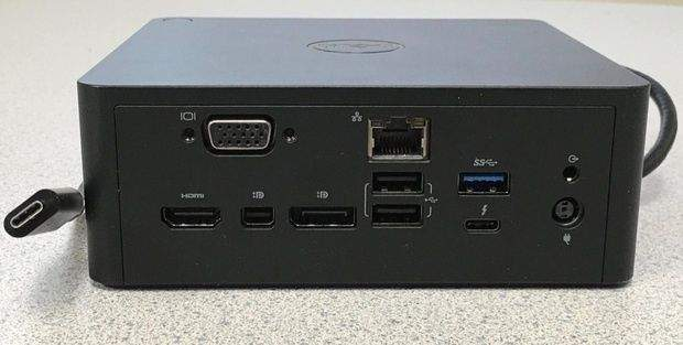 Dell Thunderbolt Dock