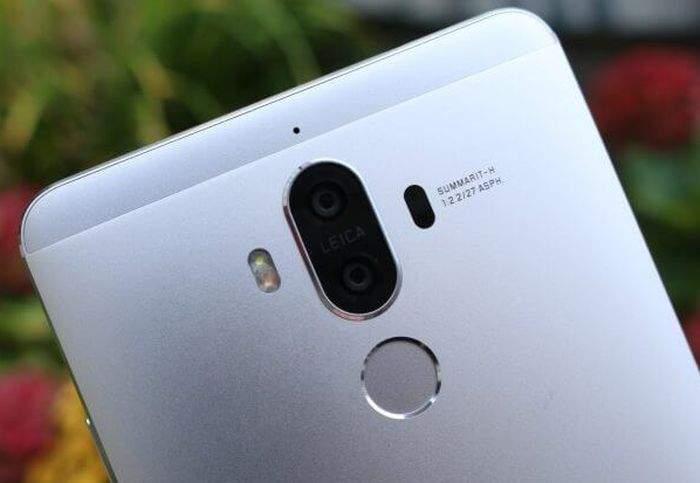 Huawei Mate 9 Kamera