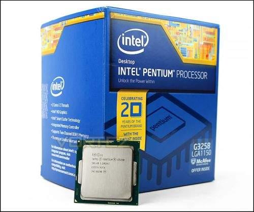 Intel Pentium G3258 Anniversary