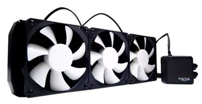 Vodeno hlađenje: Fractal Kelvin S36