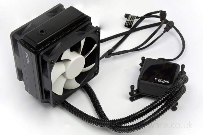 Vodeno hlađenje: Fractal Kelvin T12