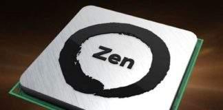 zen čip