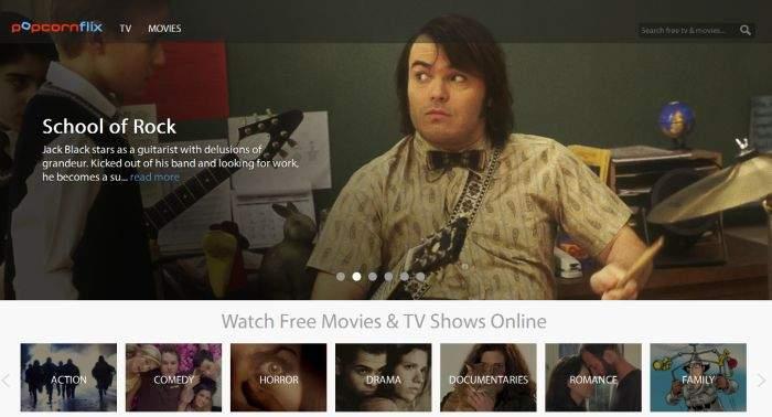 besplatna stranica za gledanje filmova