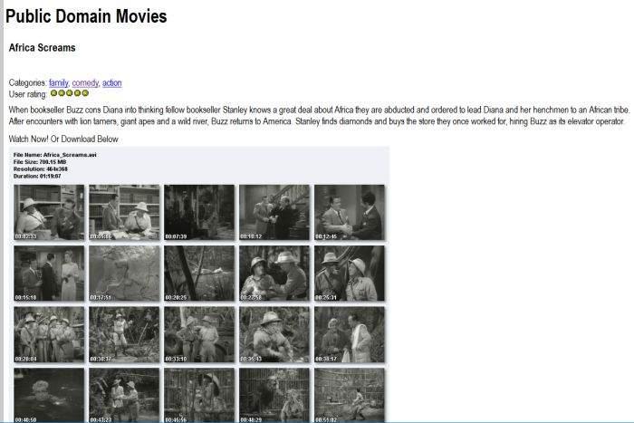 besplatno skidanje filmova