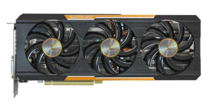 Sapphire Radeon R9 390X Tri-X
