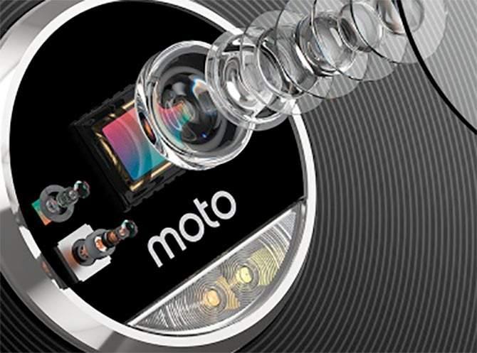 moto z play kamera