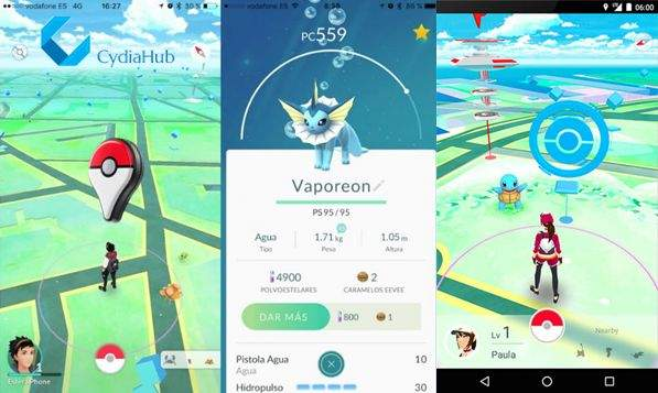 pokemon go igrica