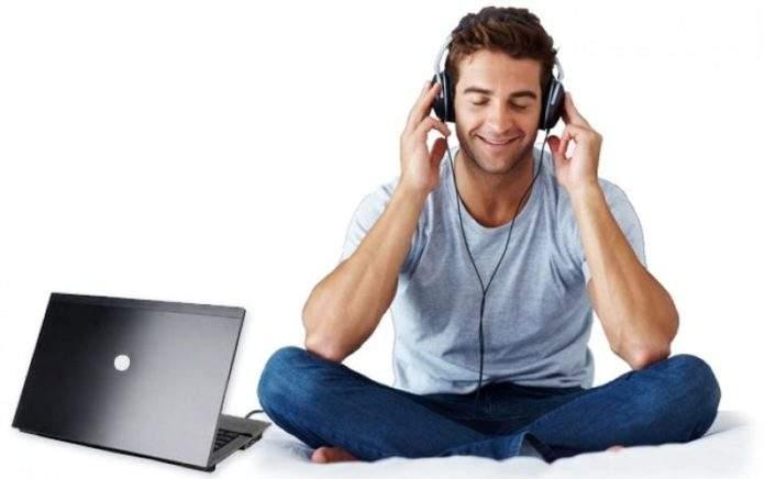 slusanje glazbe online