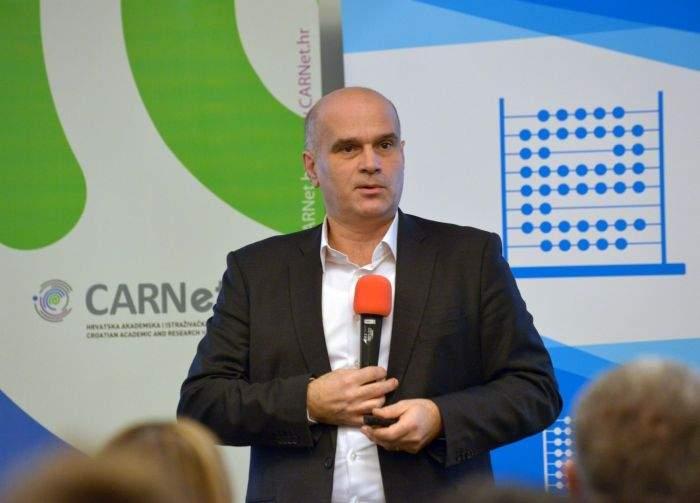 v.d. ravnatelja CARNeta, Zvonimir Stanić