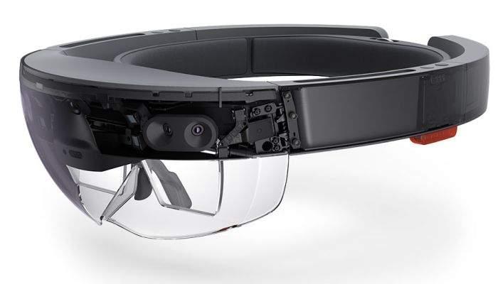vr Microsoft HoloLens
