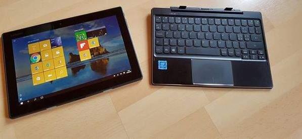 Lenovo Ideapad Miix 310 zaslon