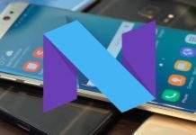 Samsung-Galaxy-S7 na Android 7.0 Nougat