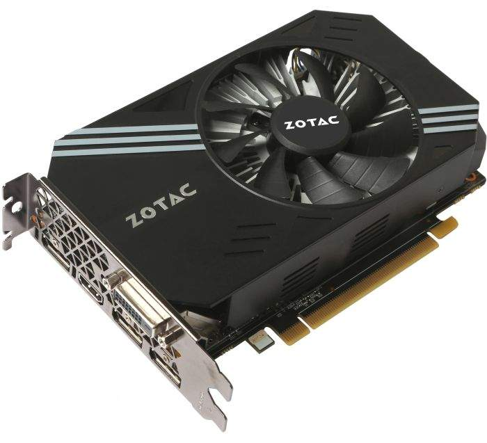 ZOTAC GeForce GTX 1060 6GB recenzija