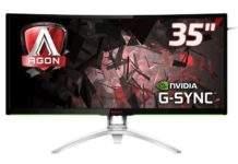 gamerski monitor AOC AGON AG35 G-Sync