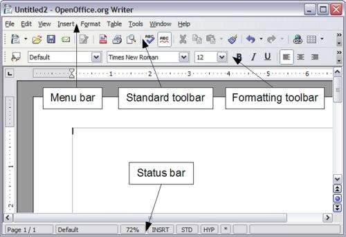 writer tekst editor