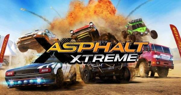 Asphalt Xtreme & Asphalt 8: Airborne