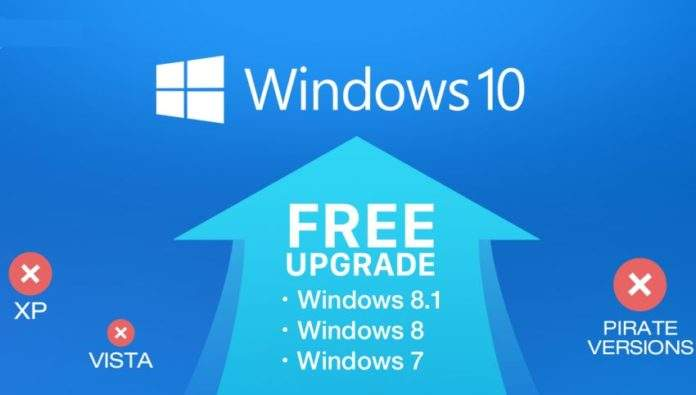 Kako se besplatno nadograditi na Windows 10