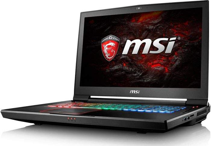 MSI GT73VR 7RE-298 Titan Gaming