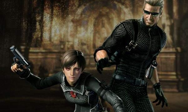 Resident Evil 0 Wesker Mode