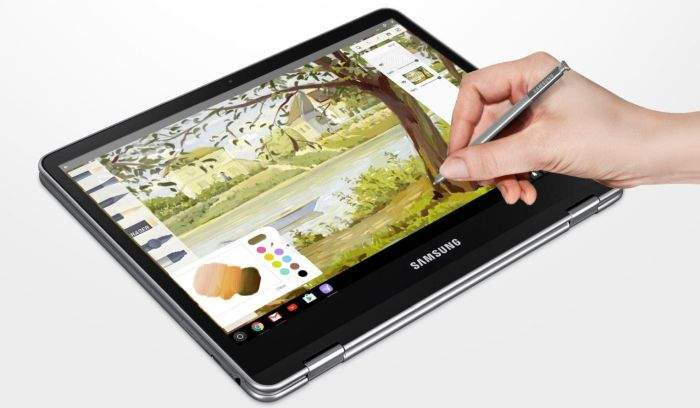 Samsung Chromebook Pro recenzija