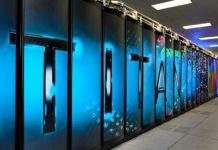 titan superračunalo
