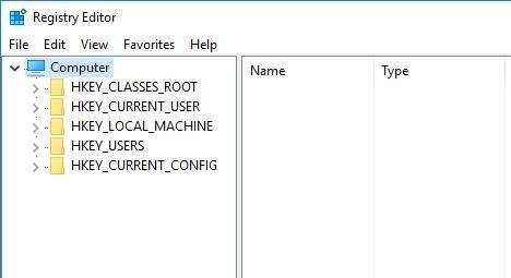 usb formatiranje preko registry-a