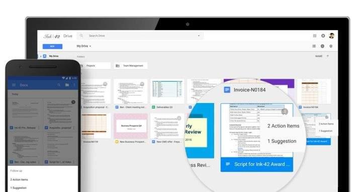 Google G Suite Obavijesti